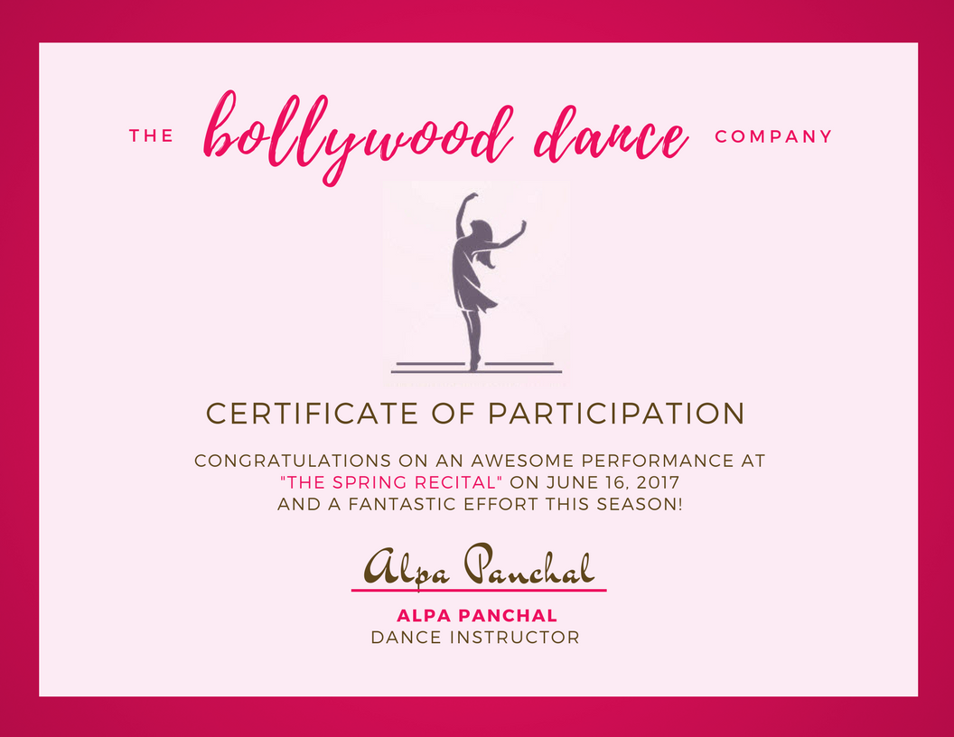 The Bollywood Dance Company